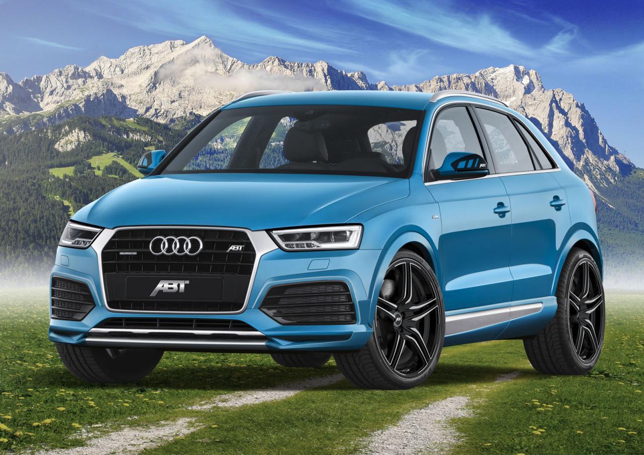 Audi Q3 тюнинг/tuning ABT Sportsline