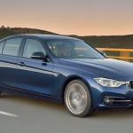 обновленная BMW 3-Series 2015обновленная BMW 3-Series 2015