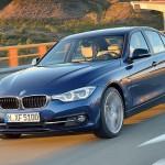 обновленная BMW 3-Series 2015