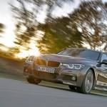 Обновленная BMW 3-Series 2015 модельного года официальные фото
