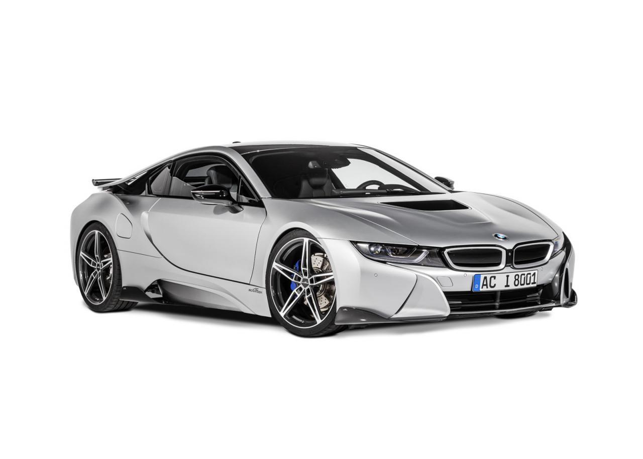 BMW i8 тюнинг/tuning AC Schnitzer