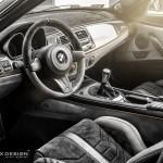 BMW Z4 Rampant tuning / тюнинг Carlex Design