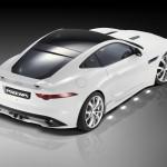 Jaguar F-Type Evolution 3.0 V6 Coupe тюнинг Piecha Design