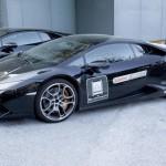 Lamborghini Huracan шпионские фото новой версии - SV или Superleggera