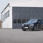 Lumma Design тюнинг колес BMW X6 и Range Rover Sport