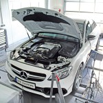 Mercedes-Benz C63 AMG тюнинг/tuning DTE-Systems
