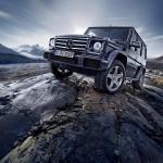 Обновленный Mercedes-Benz G-Class