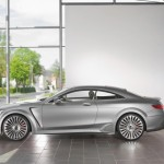 Mercedes-Benz S63 AMG Coupe tuning/тюнинг Mansory