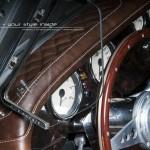 Morgan Plus 8 35th Anniversary тюнинг интерьера Vilner