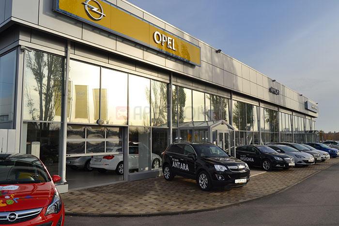 Opel Chevrolet дилер