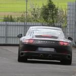 Porsche 911 2016 spy photo/шпионские фото