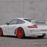 Porsche 911 GT3 (997) tuning/тюнинг KAEGE