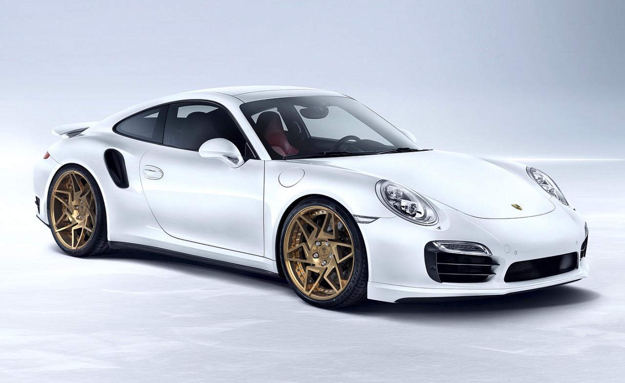Porsche 911 Turbo S тюнинг/tuning Prototyp Production