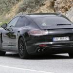 Porsche Panamera S E-Hybrid шпионские фото