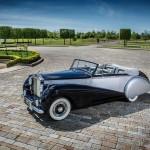 Rolls-Royce Silver Dawn 1952 года