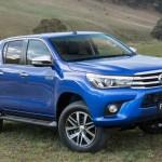 Toyota Hilux: новая концепция пикапа
