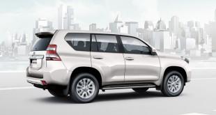Toyota Land Cruser Prado