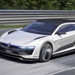 Volkswagen Golf GTE Sport концепт