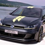 Volkswagen Golf GTI Dark Shine Concept/концепт