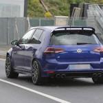 Volkswagen Golf R420 2016 spy photo/шпионские фото