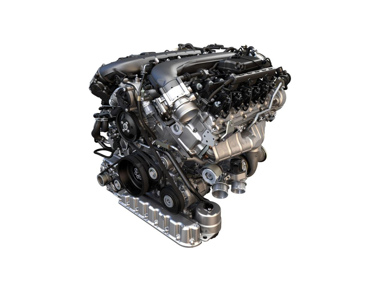 Volkswagen W12 TSI 6.0 двигатель 2015