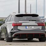 Audi RS6 Avant tuning/тюнинг Schmidt Revolution
