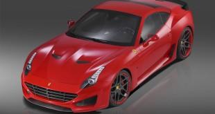 Ferrari California T tuning | тюнинг N-Largo Novitec Rosso