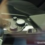 Alfa Romeo Giulia неофициальное фото интерьера / unofficial interior photo