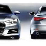 Audi A4 2016 Sedan official photo / официальное фото