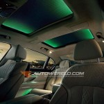BMW 7-Series 2016 official photo interior / официальное фото интерьер