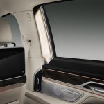 BMW 7-Series 2016 interior/ интерьер