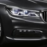 BMW 7-Series 2016 headlights/фары