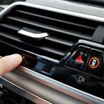 BMW 7-Series 2016 интерьер/ interior