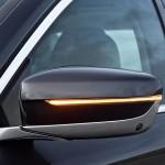 BMW 7-Series 2016 black/черный mirrors/зеркала