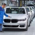 BMW 7-Series 2016 official photo/официальное фото