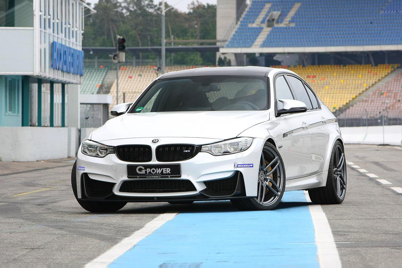 BMW M3, M4 tuning/тюнинг G-Power
