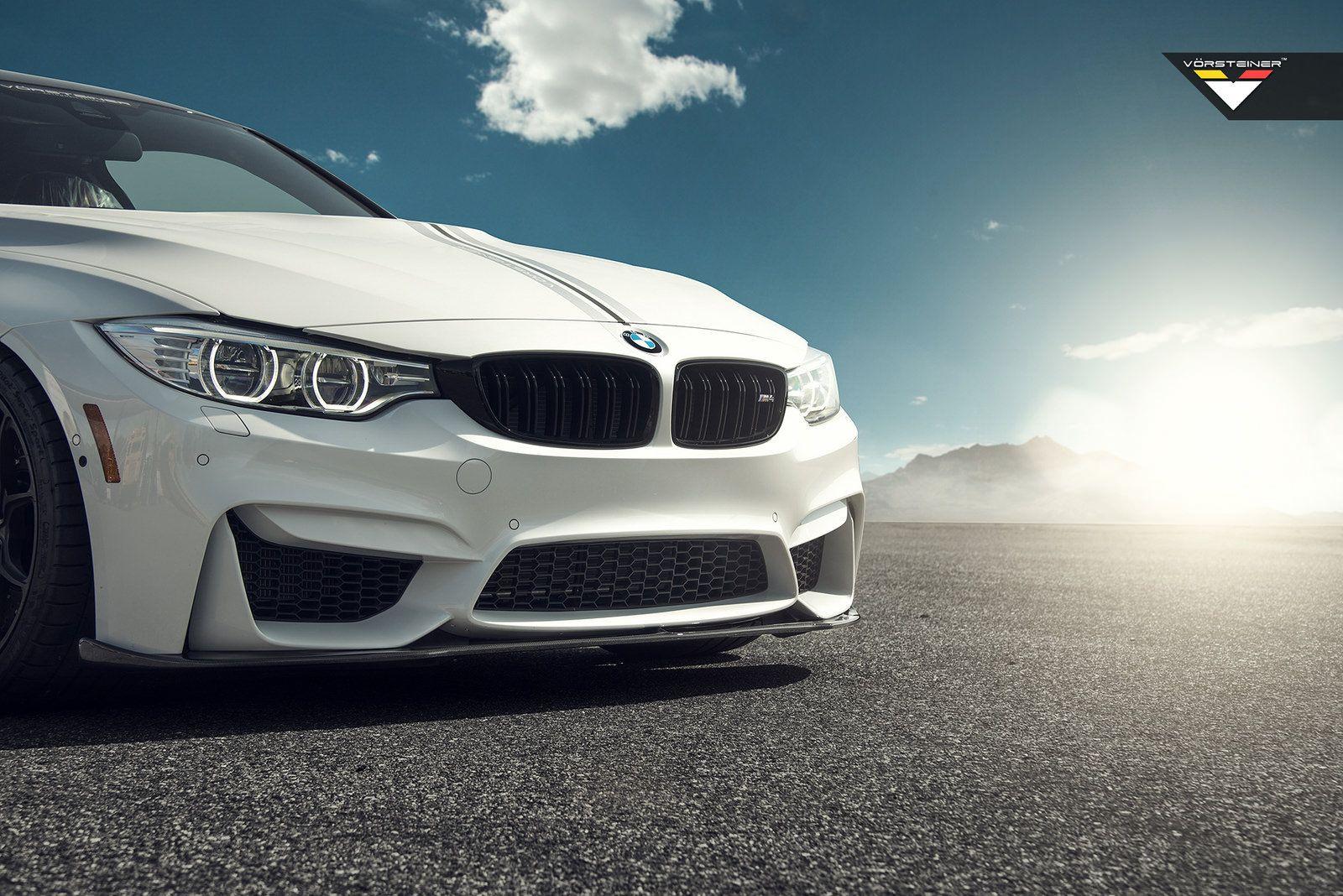 BMW M4 tuning/тюнинг Vorsteiner