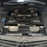 Brabus Rocket 900 - tuned Mercedes-Maybach S600 engine/двигатель