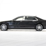 Brabus Rocket 900 - tuned Mercedes-Maybach S600