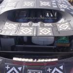 Тестовый мул Bugatti Chiron 2016 на базе Veyron