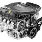 Cadillac CTS-V 2016 двигатель/engine