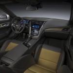 Cadillac CTS-V 2016 интерьер/interior