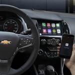 Chevrolet Cruze 2016 официальное фото