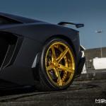 Lamborghini Aventador Криса Брауна в тюнинге Misha Design