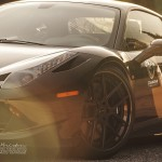 Ferrari 458 Italia tuning wheels / тюнинг колес Brixton Forged и Novitec Rosso
