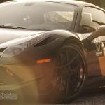 Ferrari 458 Italia tuning wheels / тюнинг колес Brixton Forged и Novitec Rosso