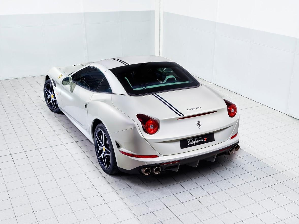 Уникальная Ferrari California T от Tailor Made