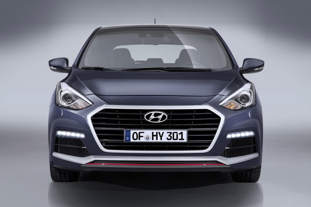 Hyundai i30 Turbo 2015