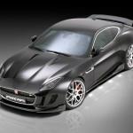 Jaguar F-Type R Coupe tuning / тюнинг Piecha Design
