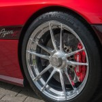 Koenigsegg Agera R wheels tuning / тюнинг колес ADV.1